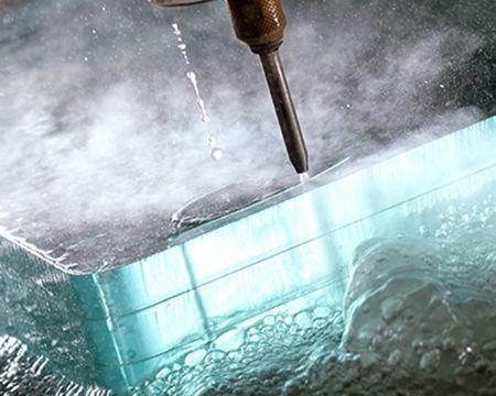 Гидрорезка стекла в Нижнем Новгороде